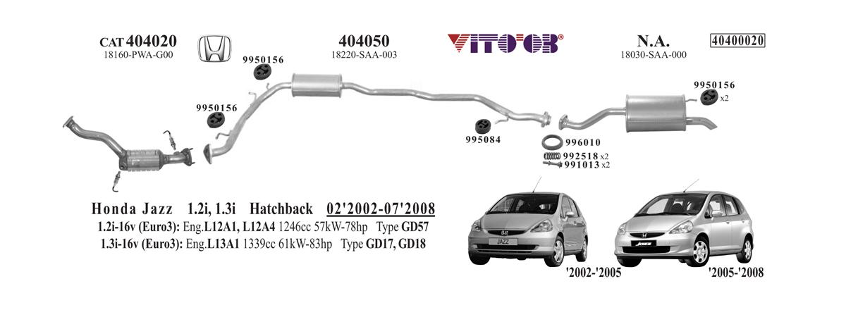 Vito03com Exhausts Esystems